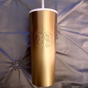 Starbucks 2019 Holiday Tumbler Ombre Glitter NWT